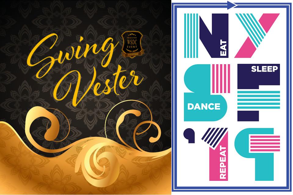 Swingvester vs. New Year's Swing Fling