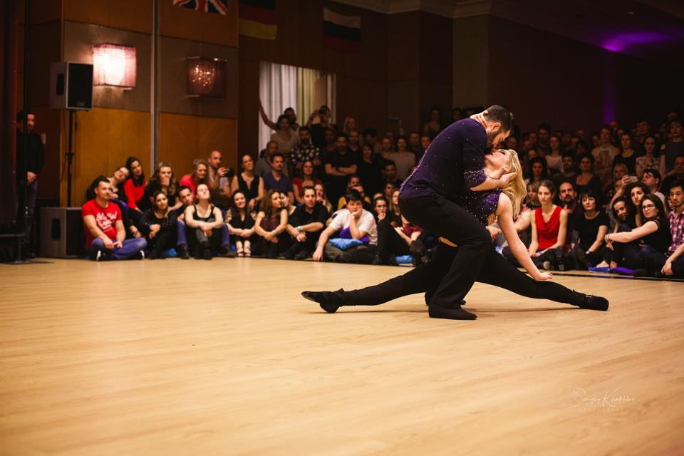 Victoria Henk and Ben Morris - Budafest Pro Show