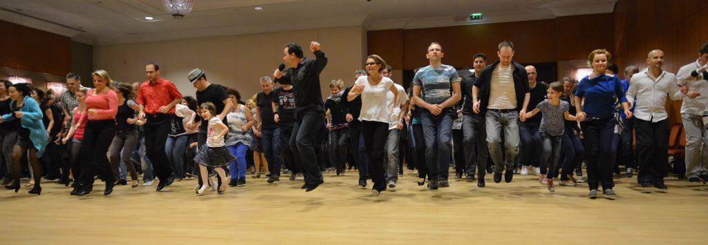Floor test before Budafest 2015