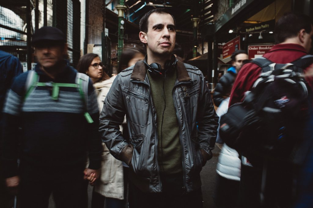 Justin Petersen - one of the best WCS DJs in Europe