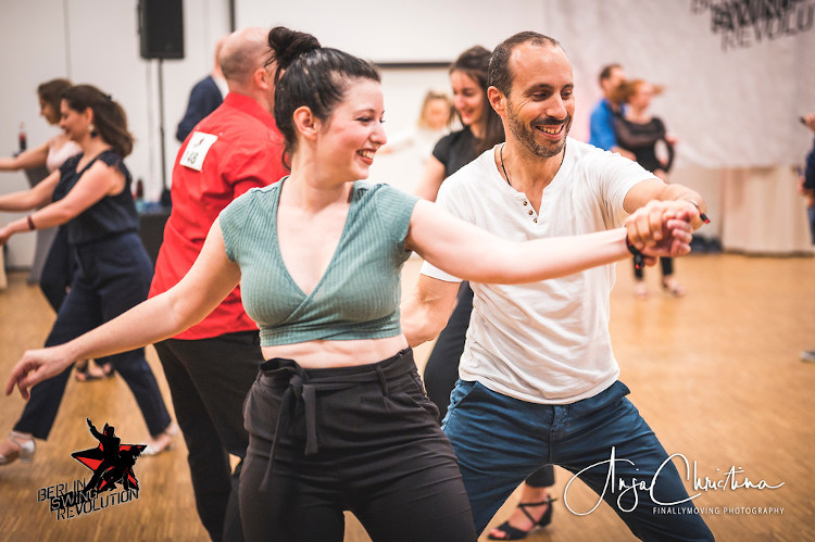 Jack and Jill Swing Competitions